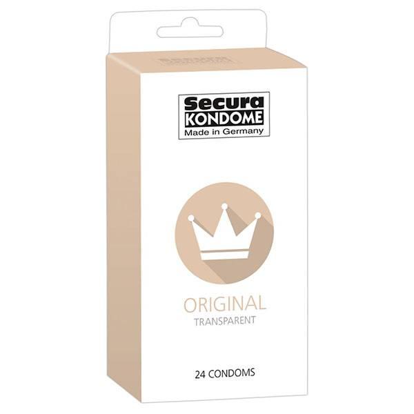 Презервативи Secura Original 24бр мнения и цена с намаление от sex shop