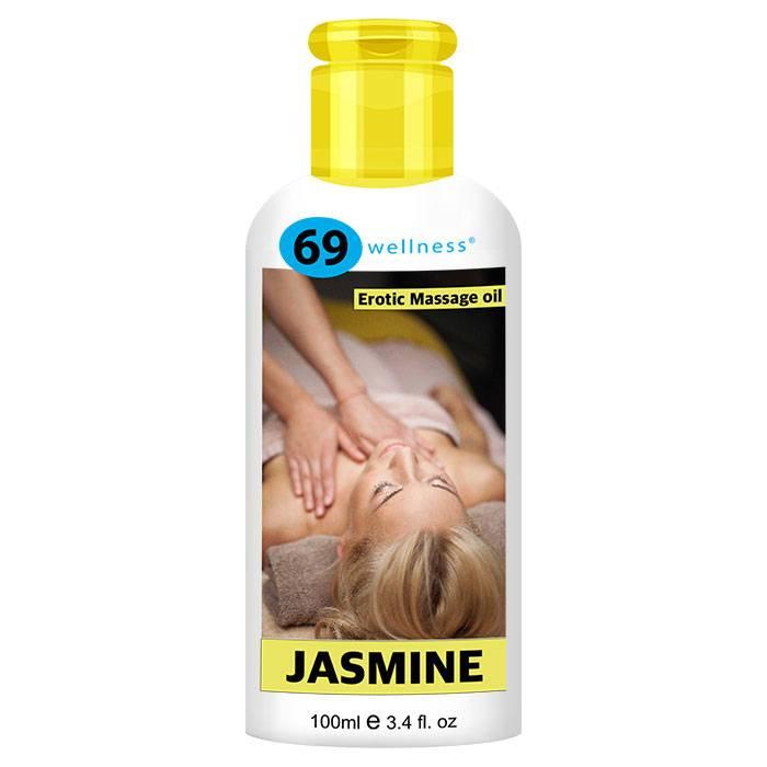 Еротично олио за масаж Jasmine 100мл мнения и цена с намаление от sex shop