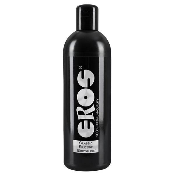 Силиконов лубрикант EROS Silicone 1 литър мнения и цена с намаление от sex shop