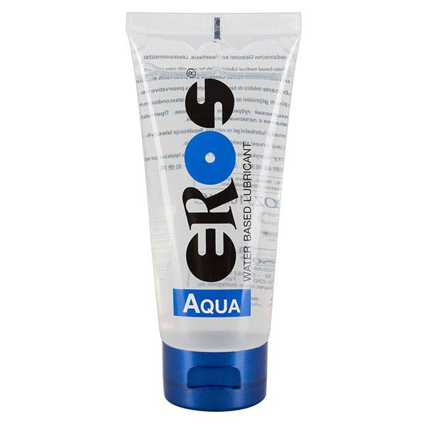 Лубрикант EROS Aqua 200ml мнения и цена с намаление от sex shop