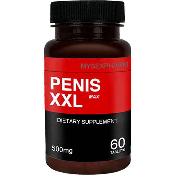 Хапчета за уголемяване на пениса Penis XXL Max мнения и цена с намаление от sex shop