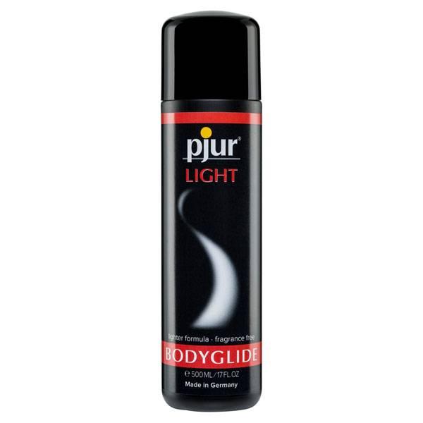 Масажно олио Pjur Light Bodyglide 500мл мнения и цена с намаление от sex shop