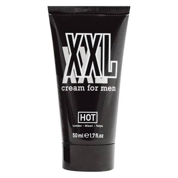 Крем за увеличаване на пениса XXL Cream for men 50мл мнения и цена с намаление от sex shop