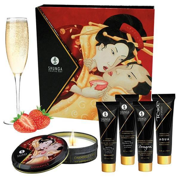 Еротичен комплект Geisha's Secret Set мнения и цена с намаление от sex shop