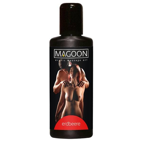 Еротично олио за масаж Magoon Ягода 100мл мнения и цена с намаление от sex shop