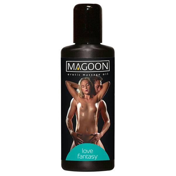 Еротично олио за масаж Magoon Love Fantasy 100мл мнения и цена с намаление от sex shop