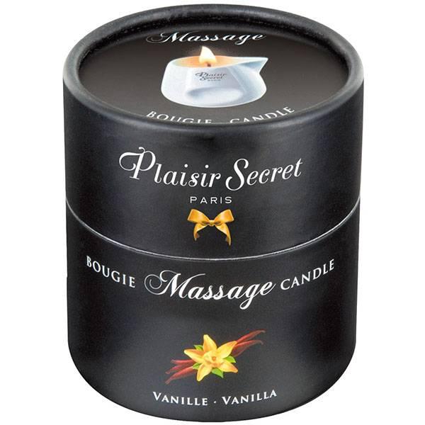 Масажна свещ Ванилия 80ml мнения и цена с намаление от sex shop