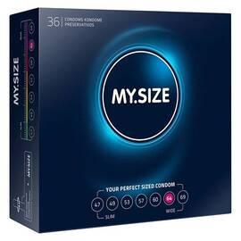 Презервативи My.Size 36бр 64мм мнения и цена с намаление от sex shop