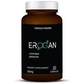 Erogan 20 капсули за Ерекция мнения и цена с намаление от sex shop