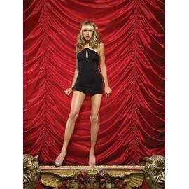 Mини рокля Black Passion Leg Avenue мнения и цена с намаление от sex shop